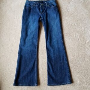 The Limited boot cut jeans. Size 6